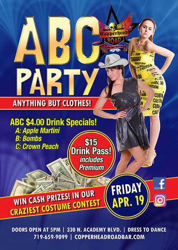 ABC Party Colorado Springs